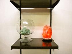 岩塩ランプとパワーストーン